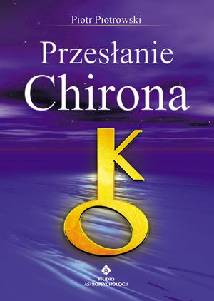 Przesłanie Chirona - Okładka książki