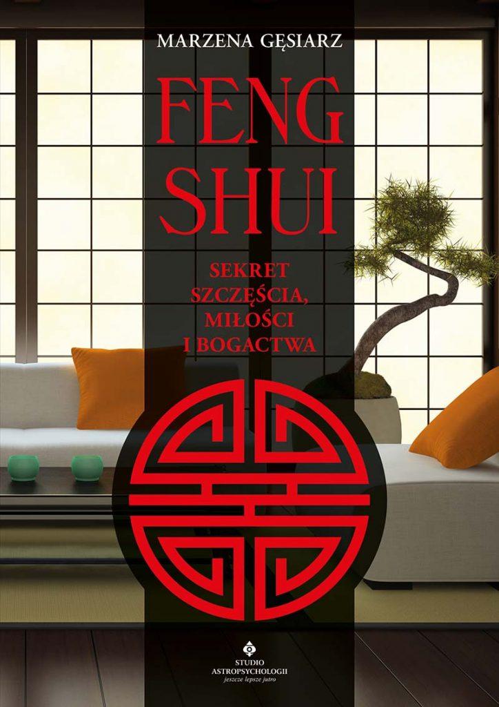 Feng shui - Okładka książki