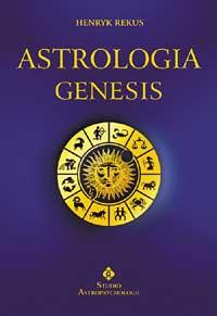 Astrologia genesis - Okładka książki