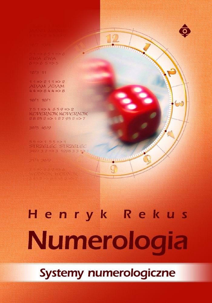 Numerologia systemy numerologiczne - Okładka książki