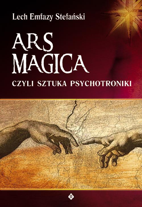 Ars magica czyli sztuka psychotroniki - Okładka książki