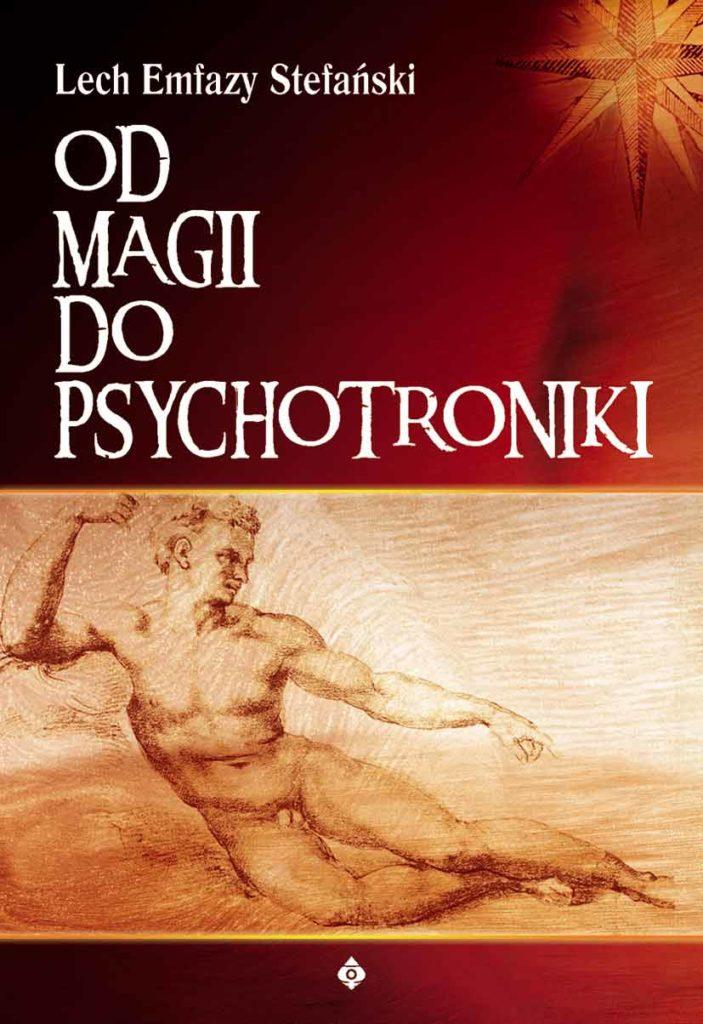 Od magii do psychotroniki - Okładka książki