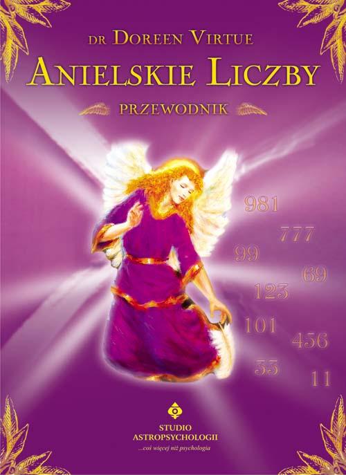 Anielskie liczby. Przewodnik - Okładka książki