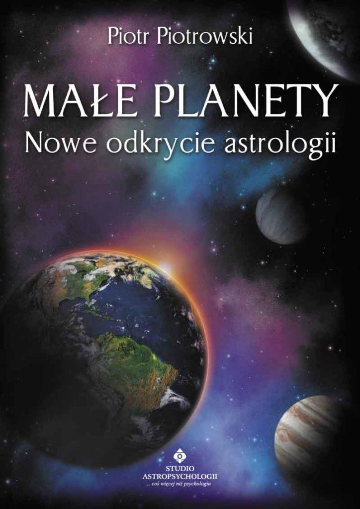 Małe planety. Nowe odkrycie astrologii - Okładka książki