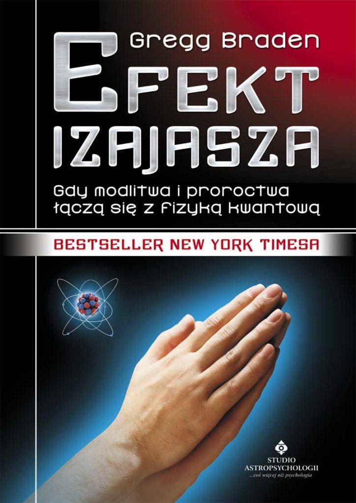 Efekt Izajasza - Okładka książki