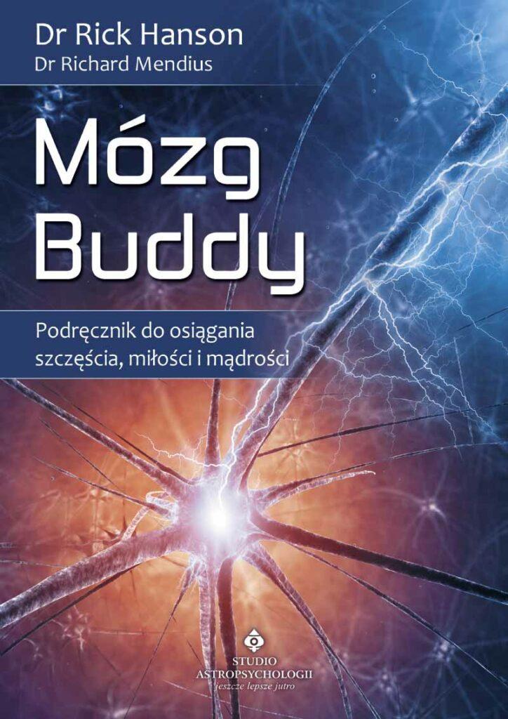Mózg Buddy - Okładka książki