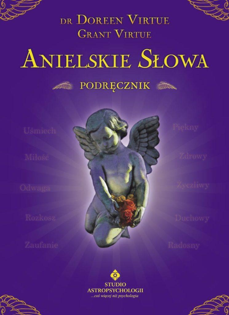 Anielskie słowa - Okładka książki