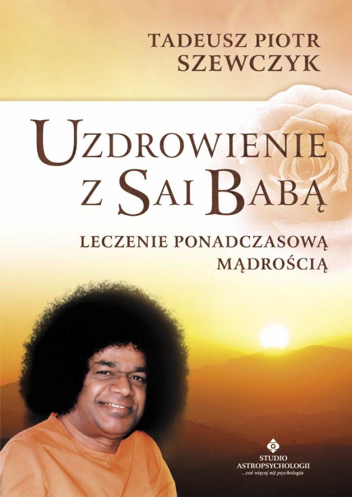 Uzdrowienie z Sai Babą - Okładka książki