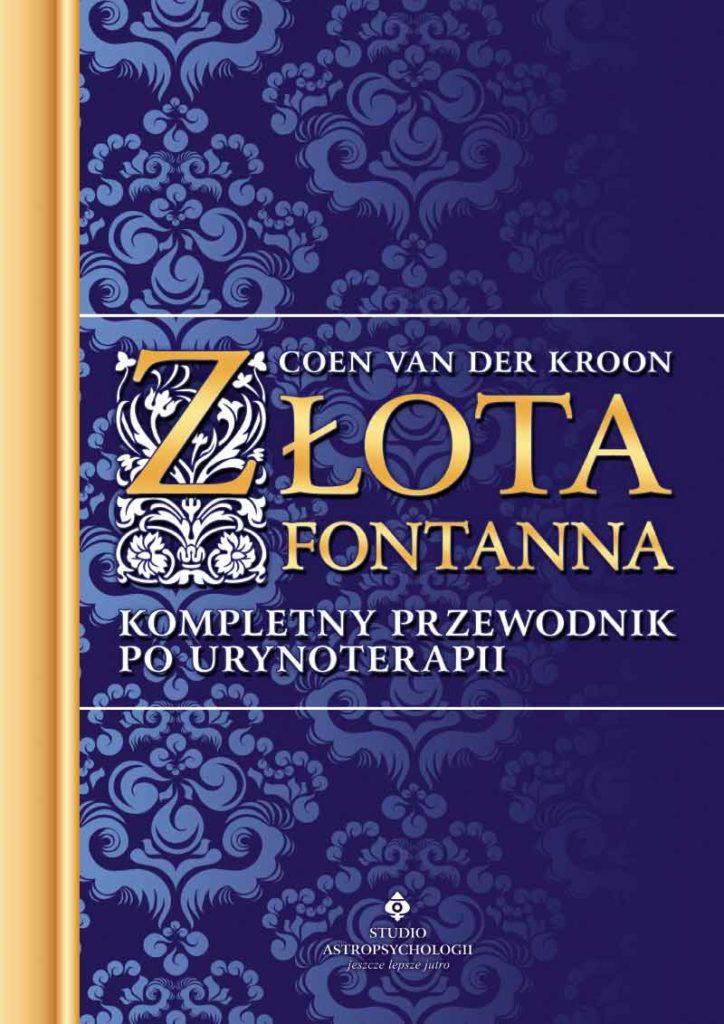 Złota fontanna - Okładka książki