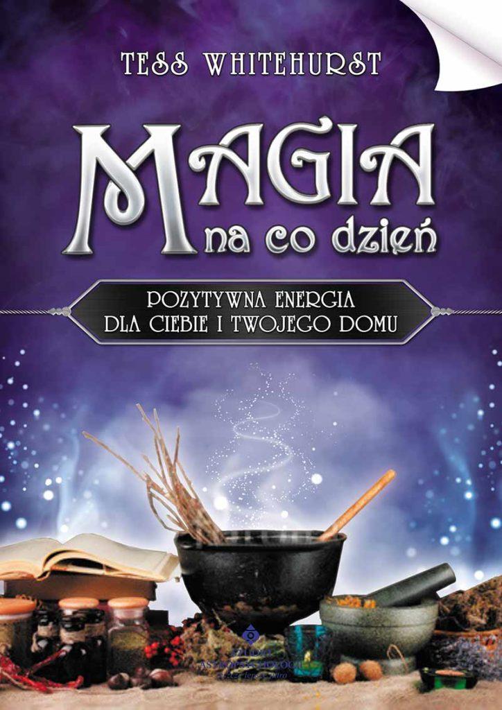 Magia na co dzień - Okładka książki