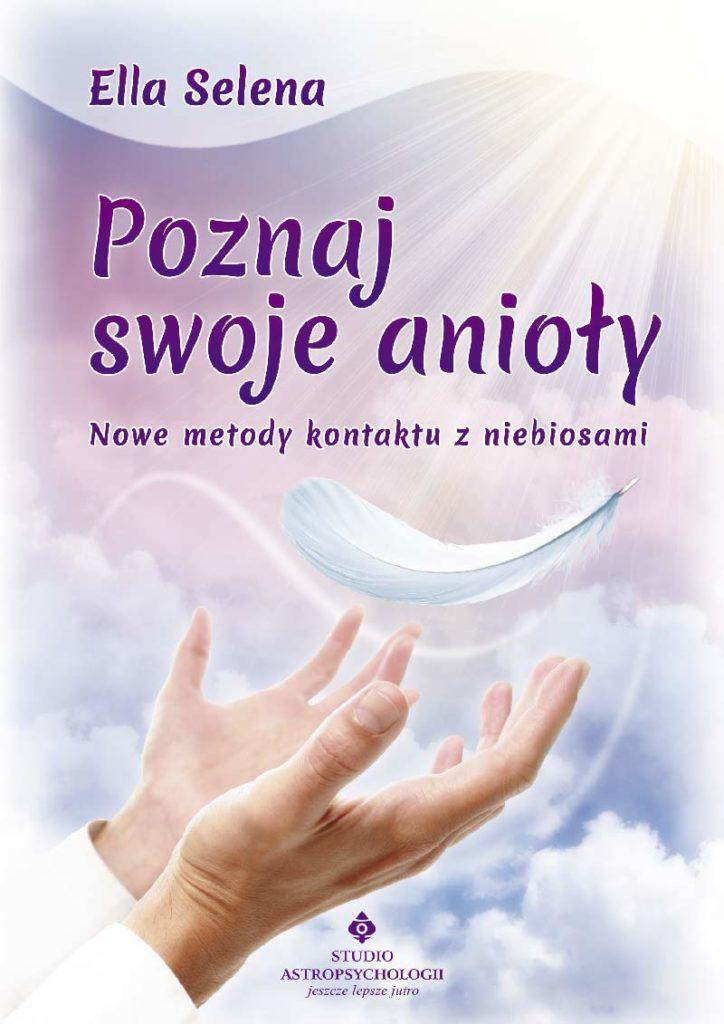 Poznaj swoje anioły - Okładka książki