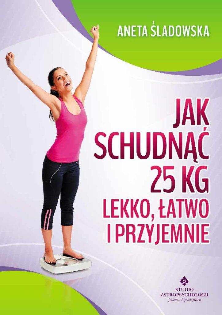 Jak schudnąć 25 kg