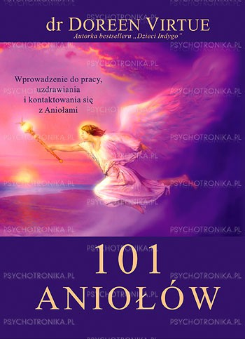 101 aniołów - Okładka książki