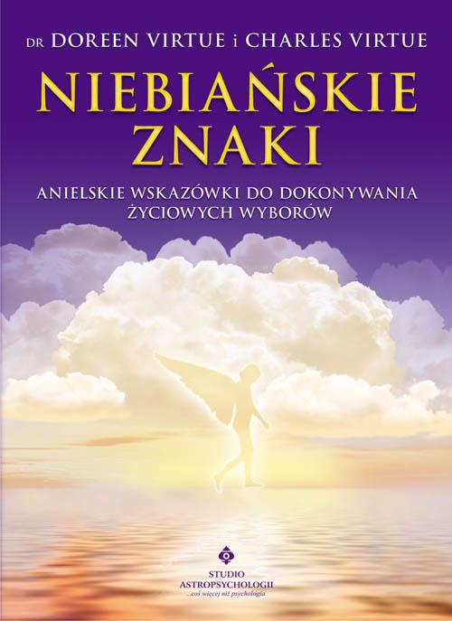 Niebiańskie znaki - Okładka książki