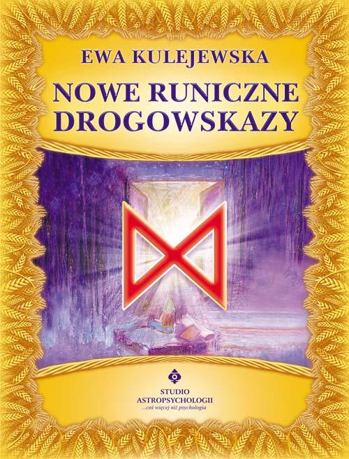Nowe runiczne drogowskazy - Okładka książki