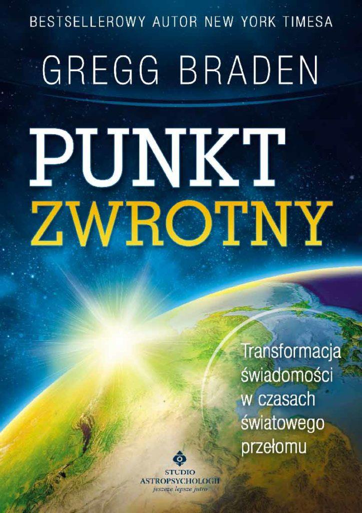 Punkt zwrotny. Transformacja świadomości w czasach światowego przełomu - Okładka książki