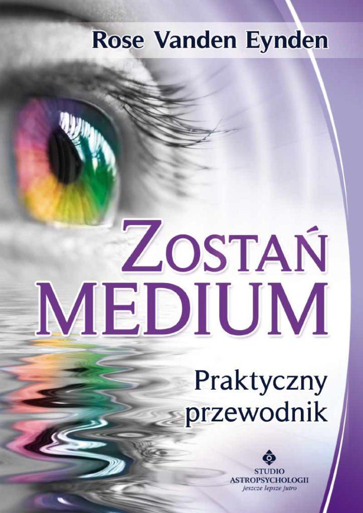 Zostań medium - Okładka książki