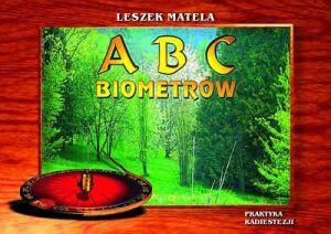 Abc biometrów - Okładka książki