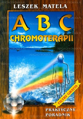 Abc chromoterapii - Okładka książki