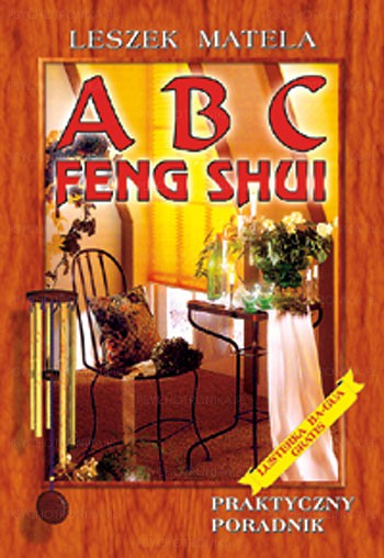 Abc feng shui - Okładka książki