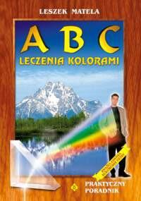 Abc leczenia kolorami - Okładka książki