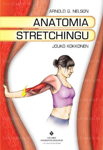 Anatomia stretchingu - Okładka książki