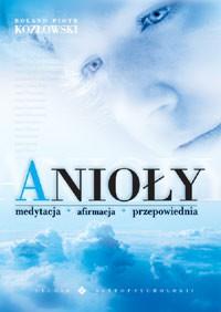 Anioły medytacja – książka + karty - Okładka książki