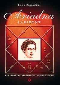 Ariadna labirynt - Okładka książki