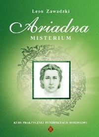Ariadna misterium - Okładka książki