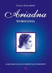 Ariadna wyrocznia - Okładka książki
