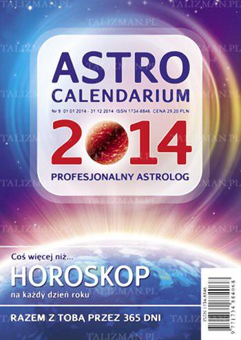 Astrocalendarium 2014 - Okładka książki