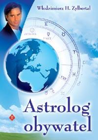Astrolog obywatel - Okładka książki