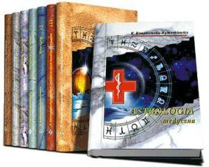 Astrologia interpretacja horoskopu t.1 - Okładka książki