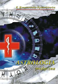 Astrologia medyczna opr - Okładka książki