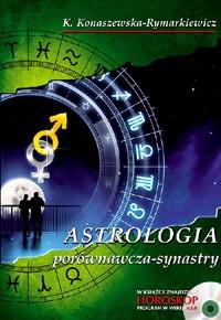 Astrologia porównawcza. Synastry - Okładka książki