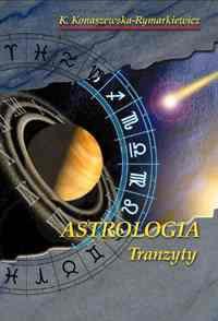 Astrologia prog tranzyty - Okładka książki