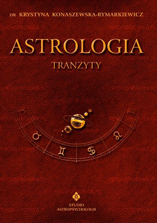 Astrologia tranzyty tom III nowe wyd. - Okładka książki