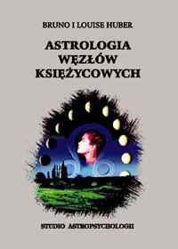 Astrologia węzłów księżycowych - Okładka książki