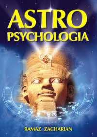 Astropsychologia - Okładka książki