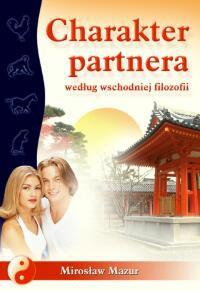 Charakter partnera - Okładka książki