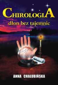 Chirologia dłoń bez tajemnic - Okładka książki