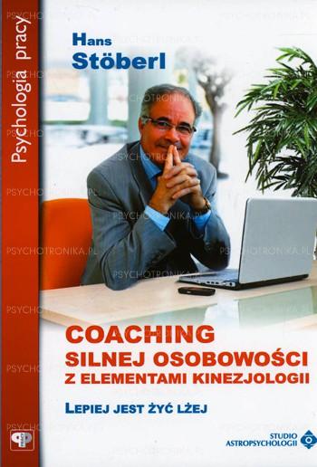 Coaching silnej osobowości - Okładka książki