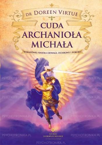 Cuda Archanioła Michała - Okładka książki