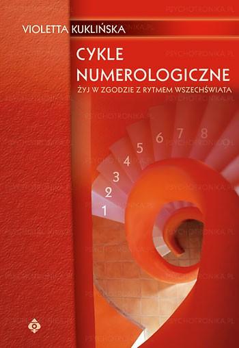 Cykle numerologiczne - Okładka książki