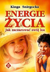 Energie życia - Okładka książki