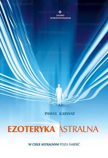 Ezoteryka astralna - Okładka książki