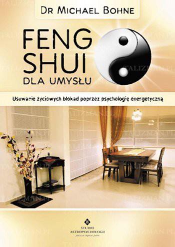 Feng Shui dla umysłu - Okładka książki