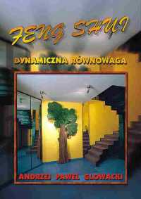 Feng shui dynamiczna - Okładka książki