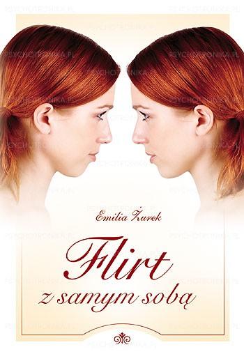 Flirt z samym sobą - Okładka książki