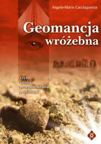 Geomancja wróżebna - Okładka książki